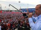 Cumhurbaşkanı Erdoğan: Yaslı ada Demokrasi ve Özgürlükler Adası olacak