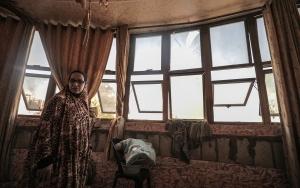 İsrailin Gazzeye yönelik hava saldırıları
