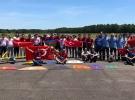 ABD'de yapılan insansız hava sistemleri yarışmasında Türk öğrencilerin büyük başarısı