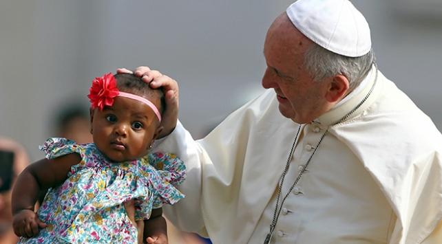 Papa: Kürtaj Nazi zihniyetinin ürünü