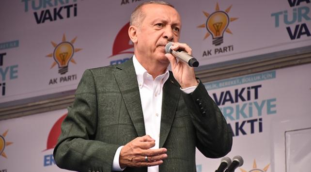 Cumhurbaşkanı Erdoğan: Terör örgütü Münbiçten çıkacak
