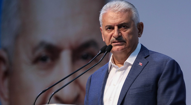 Başbakan Yıldırım: Türk askeri bugün Münbiçte göreve başladı