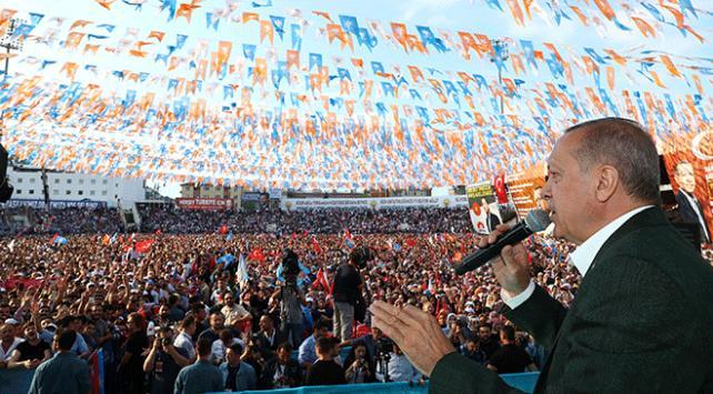 Cumhurbaşkanı Erdoğan: PYD/YPG Münbiçi terk ediyor