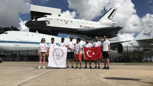 Grizu-263 Uzay Takımının ikincilik gururu