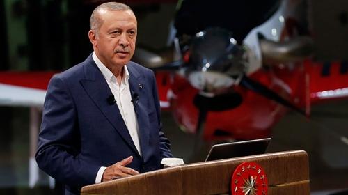 Cumhurbaşkanı Erdoğandan Cristiano Ronaldoya övgü