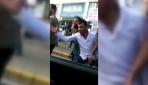 Gaziantepte düzenlenen CHP mitinginde TRT Haber ekibine saldırı
