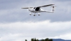 Norveçin ilk elektrikli uçağı havalandı