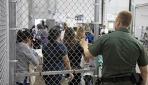 ABDde kaçak göçmenlerin tutulduğu kafesler görüntülendi