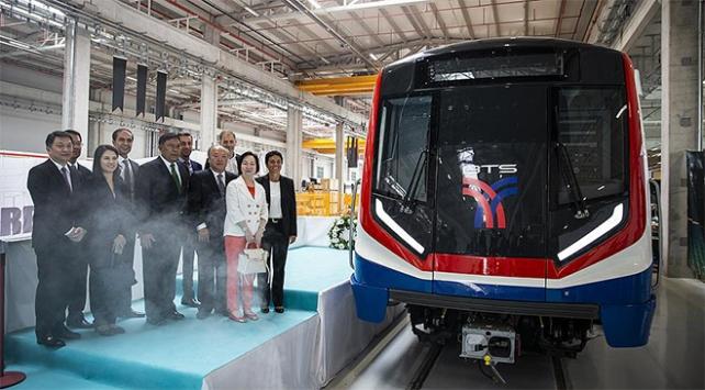 Türkiye'nin ilk metro aracı ihracatı Tayland'a gerçekleşti