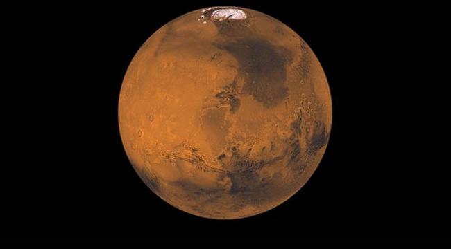 Marsta oluşan gizemli kayaların nedeni 3 milyar yıllık volkanik patlamalar