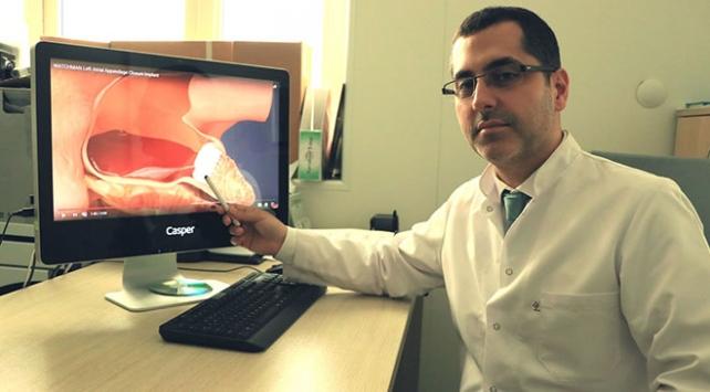 Kalbe takılan tıkaç felç riskini azaltıyor