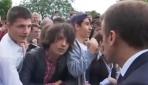 Fransa Cumhurbaşkanı Macron kendisine Manu diye hitap eden öğrenciyi azarladı