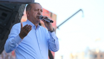 Cumhurbaşkanı Erdoğan: Terör bataklığını kuruttukça bunları kaygı sarıyor