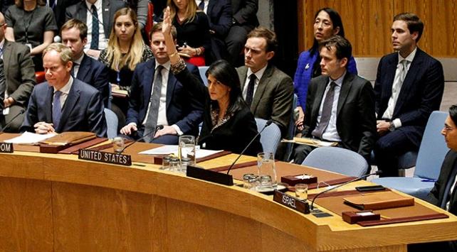ABD, BM İnsan Hakları Konseyinden çekildi