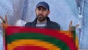 Fadıl Şenyaşarın PKK paçavrasıyla fotoğrafı ortaya çıktı
