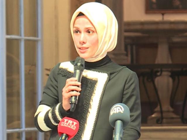 Esra Albayrak babasının cezaevinden yazdığı mektubu paylaştı