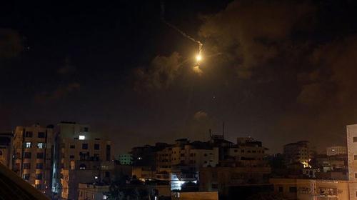 İsrail Gazzede Hamasa ait 25 hedefi vurdu