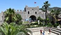 """Tarihi """"Kale Müze""""nin ziyaretçi sayısı yüzde 100 arttı"""