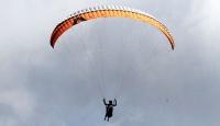 Bayramda 2 bin kişi Babadağ'da yamaç paraşütü yaptı