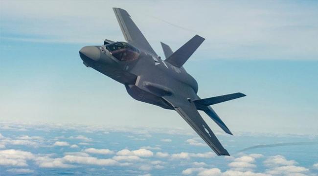 F-35in ilk teslimatı yarın yapılacak