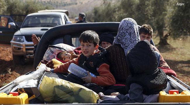 YPG/PKK Münbiçte aileleri bölüyor
