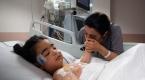 Suriyeli anne, kızı Tuanaya hayat verdi