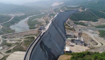 İstanbulun içme suyu ihtiyacını kökünden çözecek projede sona yaklaşıldı