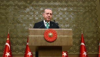 Cumhurbaşkanı Erdoğan: Huzurlu bir gelecek için gece gündüz çalışma vaktidir