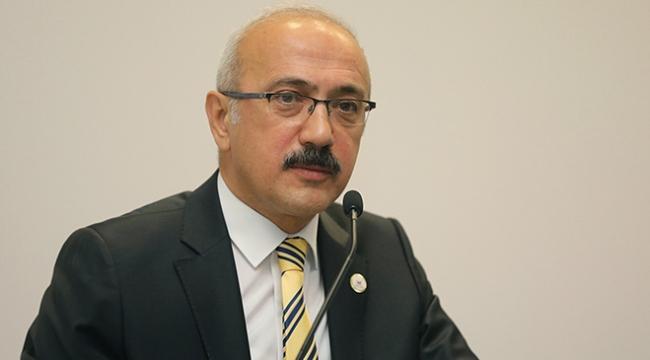 Kalkınma Bakanı Lütfi Elvan: Kendi savaş uçağımızı da yapacağız