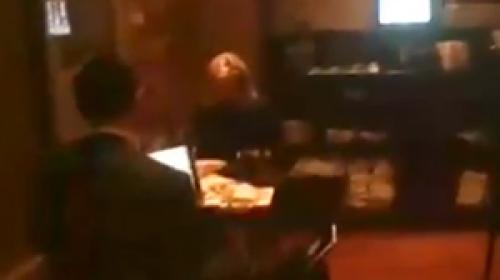 ABDnin İç Güvenlik Bakanına Meksika restoranında protesto