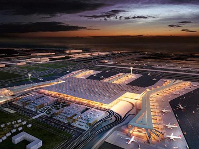 İstanbul Yeni Havalimanına ilk inişe Cumhurbaşkanı Erdoğan eşlik edecek