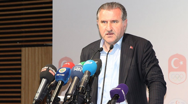 Gençlik ve Spor Bakanı Bak: Türkiyede spor tesisi seferberliği var