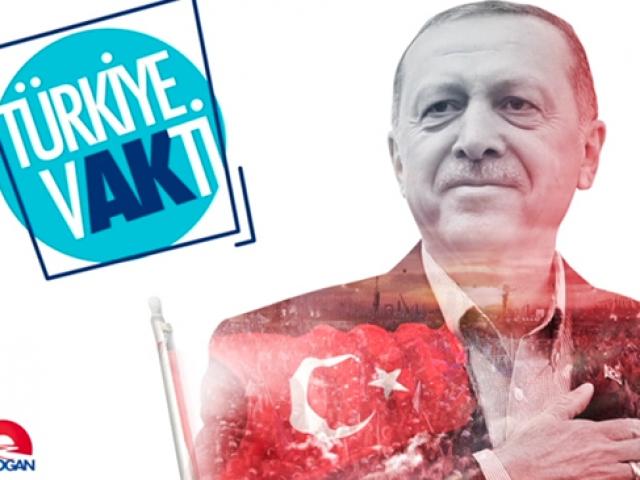 """Cumhurbaşkanı Erdoğandan """"Dönmem Geri"""" paylaşımı"""