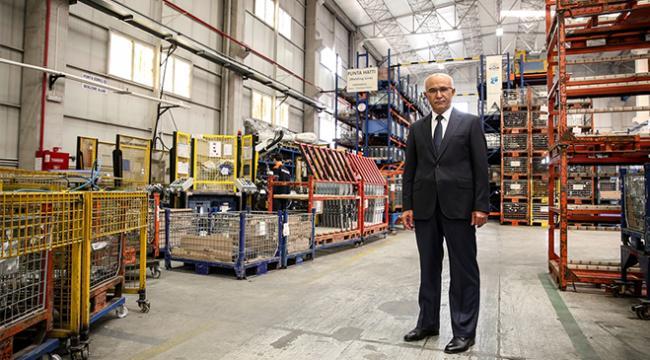 Bursada Bentley ve Porsche için parça üretiyorlar