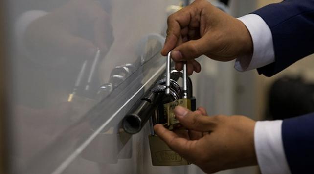 Yurt dışı oyları beş anahtarlı sistemle korunuyor