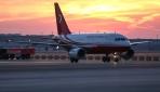 İstanbul Yeni Havalimanına ilk inişi Cumhurbaşkanı Erdoğanın uçağı yaptı