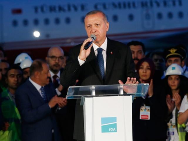 Cumhurbaşkanı Erdoğan: Yeni havalimanımız markamız olacak