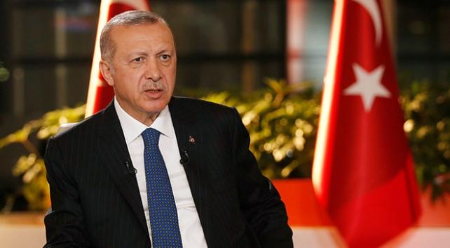 Cumhurbaşkanı Erdoğan Cumhurbaşkanlığı Hükümet Sistemini anlattı