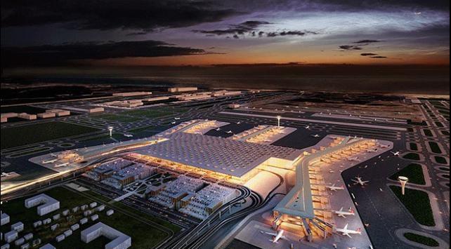 İstanbul Yeni Havalimanı 1,5 milyon kişiye istihdam sağlayacak