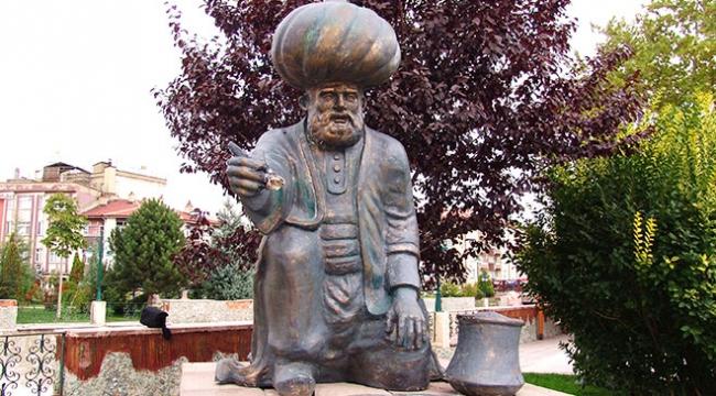 Nasreddin Hocayı dünyaya tanıtıyorlar