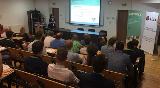 TİKAdan Romanyada sağlık eğitimine destek