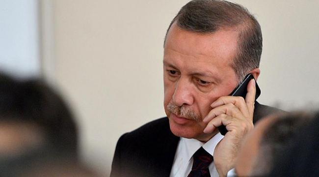 Cumhurbaşkanı Erdoğandan Hayat Karabekir Feyzioğlu için taziye telefonu