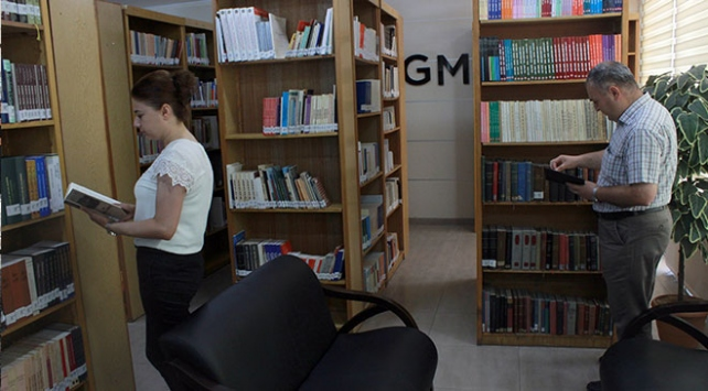 Ankaranın ilk kıraathanesi Basın Yayın ve Enformasyon Genel Müdürlüğünde açıldı