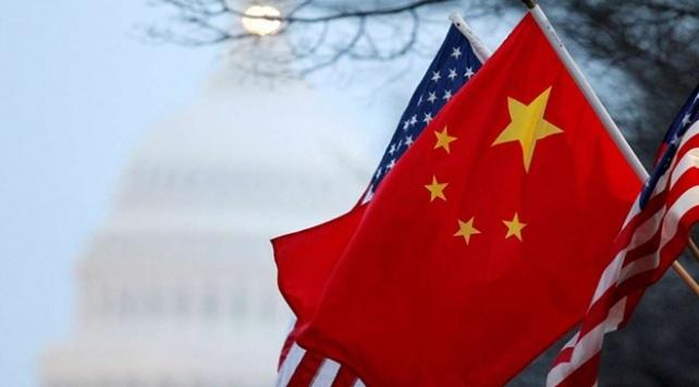 Çin basını ABDyi ticari paranoya ile suçladı