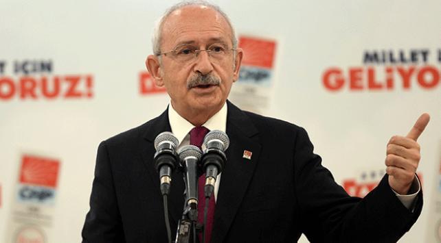 CHP Genel Başkanı Kılıçdaroğlundan sandığa gidin çağrısı