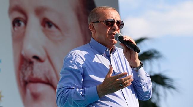 Cumhurbaşkanı Erdoğan: Adalet Bakanlığına değil Georgea güveniyorlar