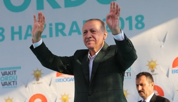 Milli İrade Platformundan Cumhurbaşkanı Erdoğana destek