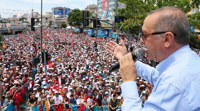 Cumhurbaşkanı Erdoğan: Şimdi Kandildeyiz gerekirse Sincara da gideriz