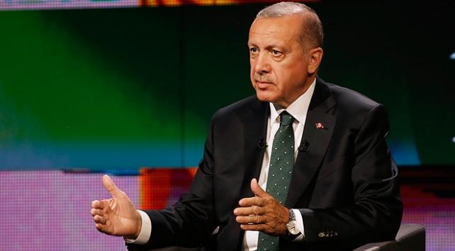 Cumhurbaşkanı Erdoğan TRT ortak yayınında gündemi değerlendirdi