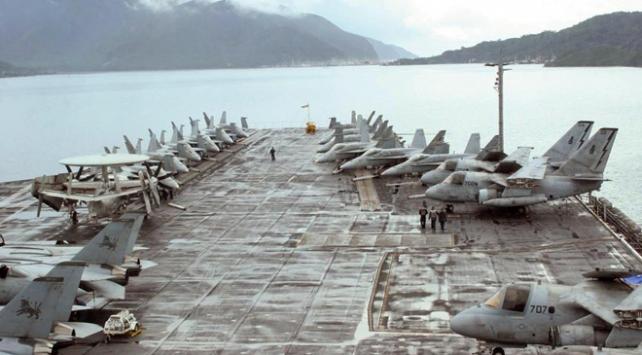 ABDGüney Kore askeri tatbikatları süresiz olarak askıya alındı